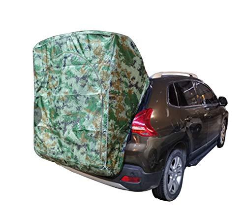 Mit dem Auto Reisen, Outdoor Camping Auto Zelt für Koleos, Ultralight Portable Car Tail Markise/Pergola/Dachzelt - Koleos Autoausrüstung,B