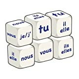 French Pronouns (pack of 6 dice)