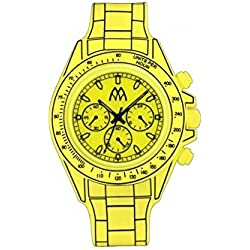 Uhr Marco mavilla digitona gelb dgt03ylbk