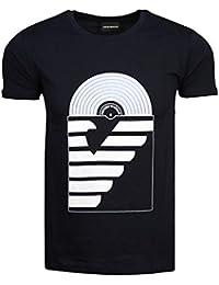 adbe467994c Amazon.fr   Emporio Armani - T-shirts à manches courtes   T-shirts ...