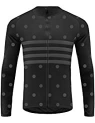 Uglyfrog 2018 #50 Termo Fleece Cycling Jersey Hombres Manga larga Winter with Fleece Maillots de Bicicleta de Ropa de Ciclo