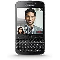 BlackBerry Classic UK SIM-Free 4G Smartphone (QWERTY Keyboard) - Black