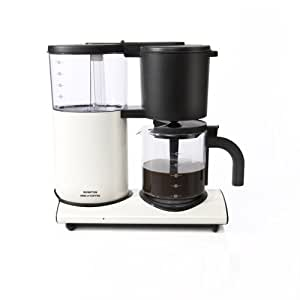 Inventum King of Coffee HK100W Kaffeemaschine weiß