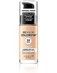 Revlon ColorStay Makeup for Normal/Dry Skin Nude 200, 1er Pack (1 x 30 g)