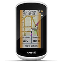 Garmin - Mixte - Adulte Edge Explore - GPS - Blanc/Noir - Taille Unique
