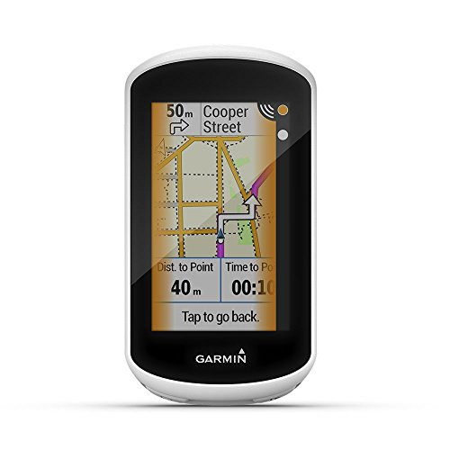 Garmin Edge Explore GPS Bike Sat Nav – Pre-Installed Europe Map, Navigation Functions, 3 Inch Touchscreen, Easy to Use