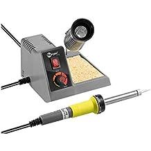 Fixpoint 51091, Estación de soldadura ajustable de 150-450 grados de calentamiento rápido para