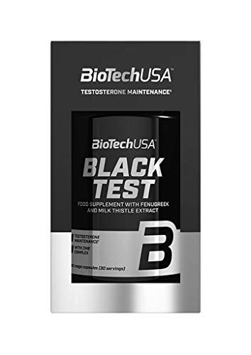3 x Biotech USA Black Test, 90 Mega Caps (3er Pack)