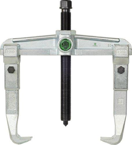 KUKKO 20-03 Abzieher zweiarmig Spannungstiefe 200mm Spannungsweite 80-250mm