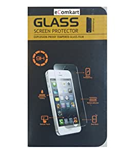 eComkart Glass Screen Guard Tempered For Gionee Elife E7