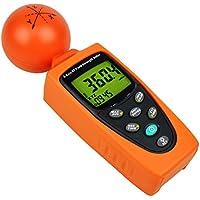 Handheld Digital Triple Axis 50 MHz ~ 3,5 gHz campo magnético RF radiación EMF electrosmog detector Tester