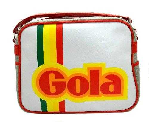 Gola, Borsa a spalla donna Bianco (GolaRedford Arcade WHITE)