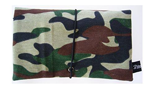 Büroteuse Tabaktasche / Drehertasche im Flecktarn-Designs, jede Tasche ein Unikat! Flecktarn