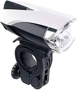 LED-Fahrradlampe FL-211 /& R/ücklicht mit Akku Radlicht Set StVZO KryoLights Velolicht