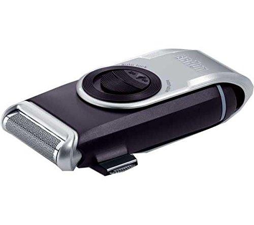 Braun-MobileShave-M-90-Afeitadora-elctrica-rotativa-para-hombre-color-negro-y-gris