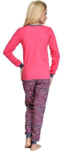 Merry Style Pyjama Femme 1022 Rose