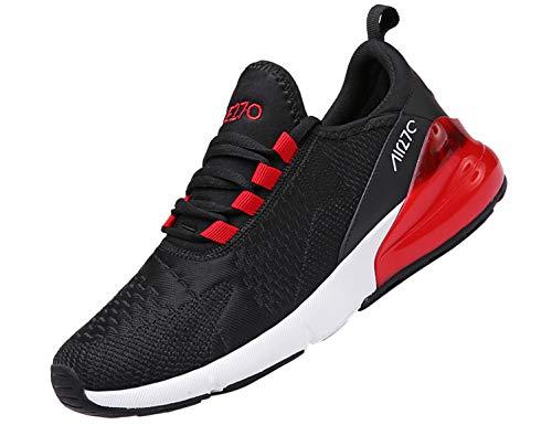 SINOES Zapatillas de Deporte Zapatos Sneakers Aire Libre Running para Hombre Mujer