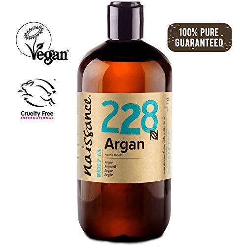 Naissance Huile d'Argan du Maroc (n° 228) - 500ml - 100% pure et naturelle, végane,...