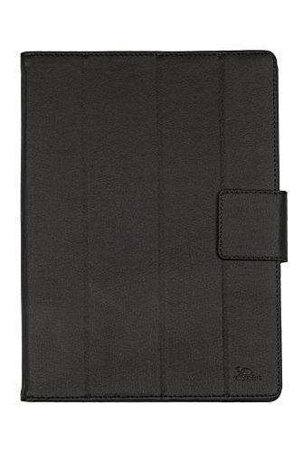 RivaCase® 3117 Custodia per Tablet 10.1 pollici - Nero