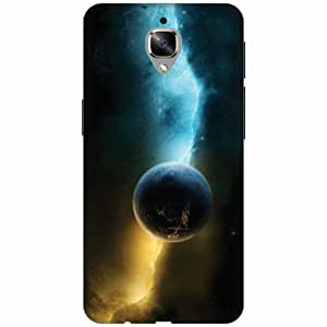 OnePlus 3T Hard Plastic Back Cover - Multicolor Designer Cases Cover by Printland