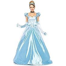 Leg Avenue - Disfraz Cenicienta para mujer, talla M (8551802038)