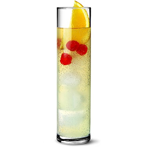 Cocktailgläser 368,5/370 ml - 6 Stück | ideal für Tom Collins Cocktails