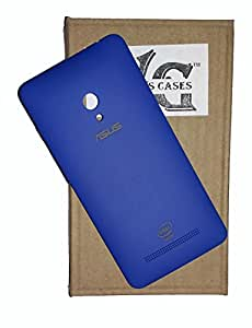 Wise Guys Battery Back Door Panel Replacement Cover for ASUS Zenfone 5 - Blue