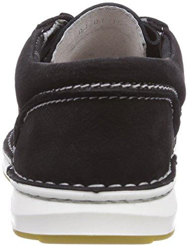 Birkenstock Shoes PASADENA DAMEN Damen Derby Schnürhalbschuhe Schwarz (BLACK LS PUMPKIN)