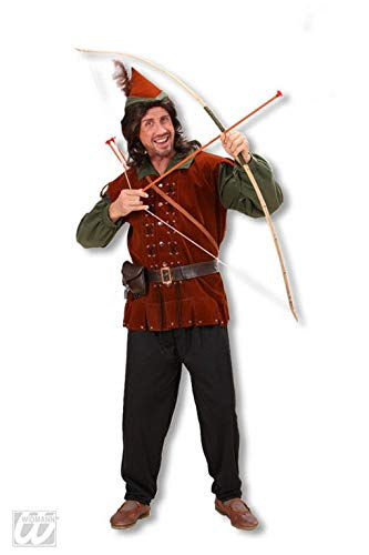 Robin Hood Kostüm XL für Karneval & -