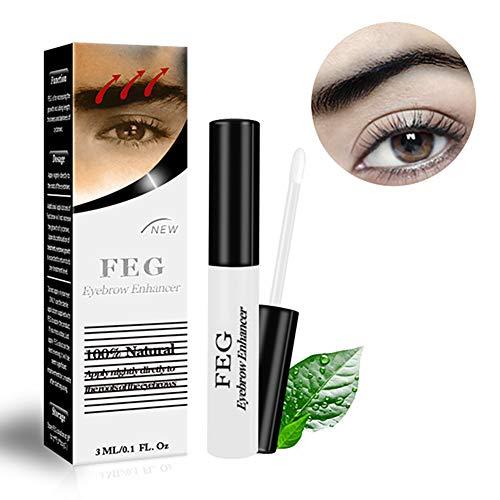 Enhancing Serum (1bottle Augenbrauen Wachstum Serum Augenbraue Rasantes Wachstum Liquid Eye Brow Enhancing Serum Für stärker wachsen Fuller Dickere Gesünder Shapely Eyebrows (3 ml / 0 1 Unzen))