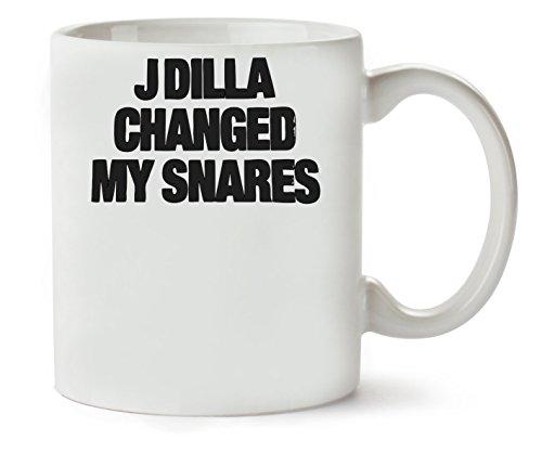 J Dilla Changed My Snares Klassische Teetasse Kaffeetasse