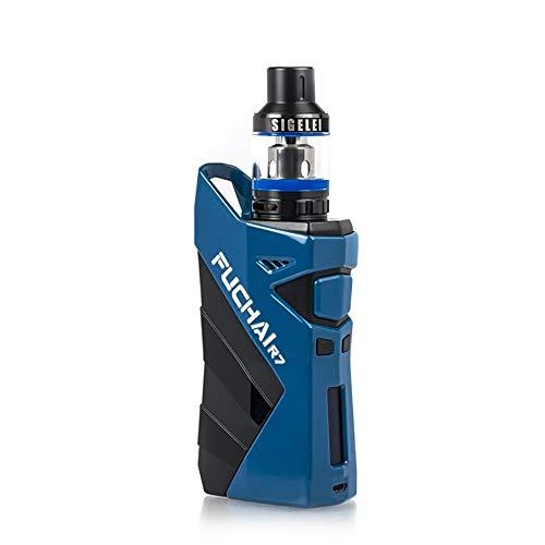 E Shisha SIGELEI Elektronische Zigarette FUCHAI R7 230W E Zigarette Box Mod Set mit Top Refill 0.2ohm 2.5ml Clearamizer Verdampfer Tank Ohne liquid Ohne Nikotin - Blau - Zigarette Elektronische Sigelei