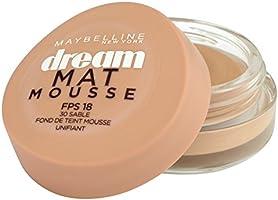 Gemey-Maybelline - Dream Mat Mousse - Fond de teint mousse - 30 sable - 18 ml