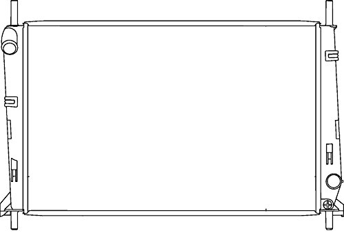 BEHR HELLA SERVICE 8MK 376 754-791  Kühler, Motorkühlung