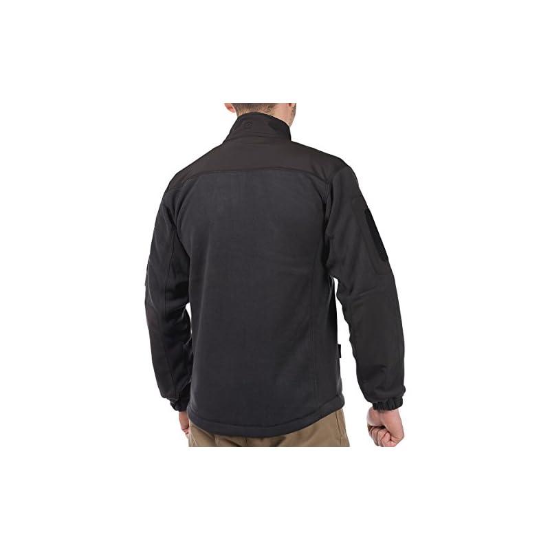 Pentagon Men's Perseus Fleece Jacket 2.0 Black
