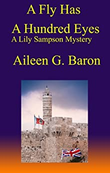 A Fly Has A Hundred Eyes (Lily Sampson Mystery Book 1) by [Baron, Aileen]