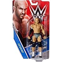 WWE Serie Basic 67 Action Figure - Cesaro ' il King Of The Oscillante' - Nuovo In Scatola