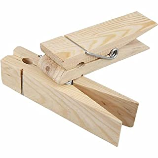 Large Peg - Photo or Memo Holder - Solid Birch - 15cm x 3.5cm - Exclusive to Amatola-Kei