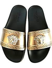db2346ee577 Amazon.fr   Versace - Chaussures homme   Chaussures   Chaussures et Sacs