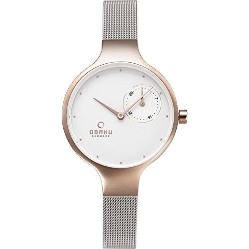 Obaku V201LDVWMC Reloj de Damas