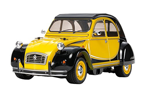 RC Auto kaufen Spielzeug Bild: TAMIYA 1:10 Elektro Citroen 2CV Charleston BS*