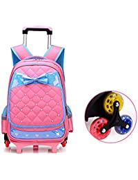 fec66363a4f5 Amazon.co.uk  Pink - Children s Luggage   Suitcases   Travel Bags ...