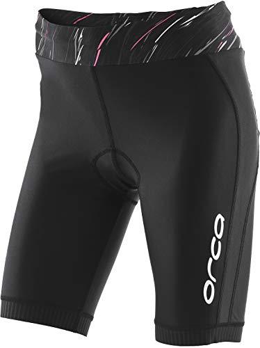Orca Core Tri Shorts Women Black-White Größe M 2019 Triathlon-Bekleidung