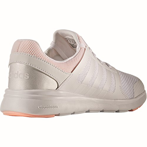 adidas Cloudfoam Xpression W, chaussures de course femme Bianco (Ftwbla/Ftwbla/Corneb)