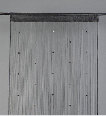 Badass Sharks Perles Rideau de porte moustiquaire Windows intercalaire Patio Net Fringe