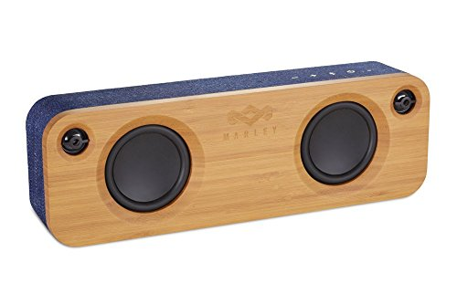 The House Of Marley Get Together Bluetooth - Altavoces portátiles (Inalámbrico y...
