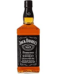 Jack Daniels Tennessee Whisky, 1L