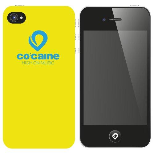 Co: caine Slap Pellicola Protettiva per Apple iPhone 4/4S, Scimmia