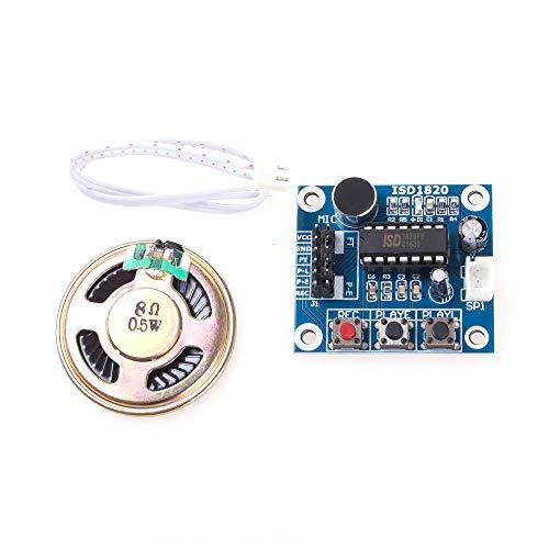 ANGEEK ISD1820 - Modulo vocale Sound Voice Recorder Arduino con Altoparlante