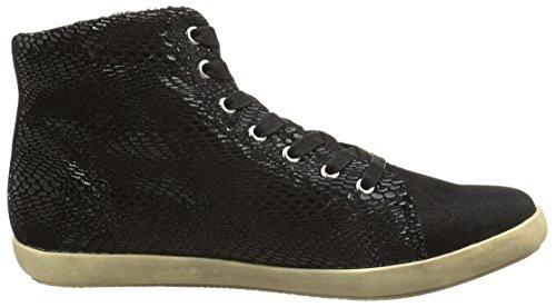 Les Tropéziennes colas, Damen Hohe Sneakers Schwarz (noir/ecaille)